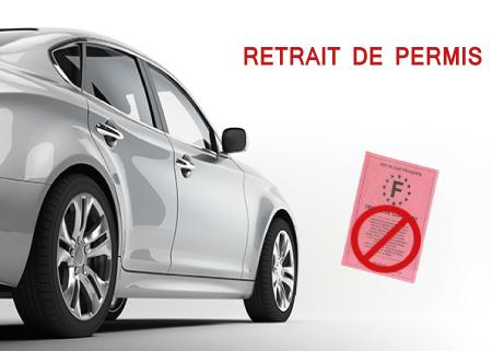 Devis auto retrait de permis