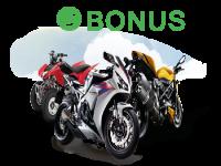 Asurance moto avec bonus